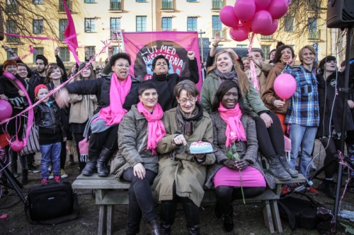 Sweden's Feminist Initiative Party